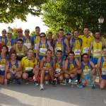 Atletas de El Salobral (Foto: Paco Villaescusa)