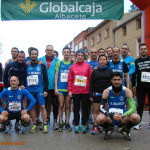 Atletas de Molinicos (Foto: Paco Villaescusa)