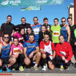 Atletas de Navas de Jorquera (Foto: Paco Villaescusa)