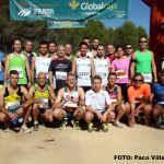 Atletas de Ossa de Montiel (Foto: Paco Villaescusa)