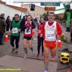 Atletas en Balazote