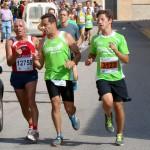 Atletas en Higueruela (Foto: Paco Villaescusa)
