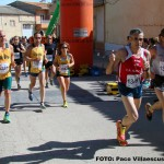 Atletas en La Gineta