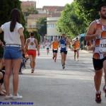 Atletas en San Pedro (Foto: Paco Villaescusa)