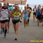 Atletas populares en Barrax (Foto: Paco Villaescusa)