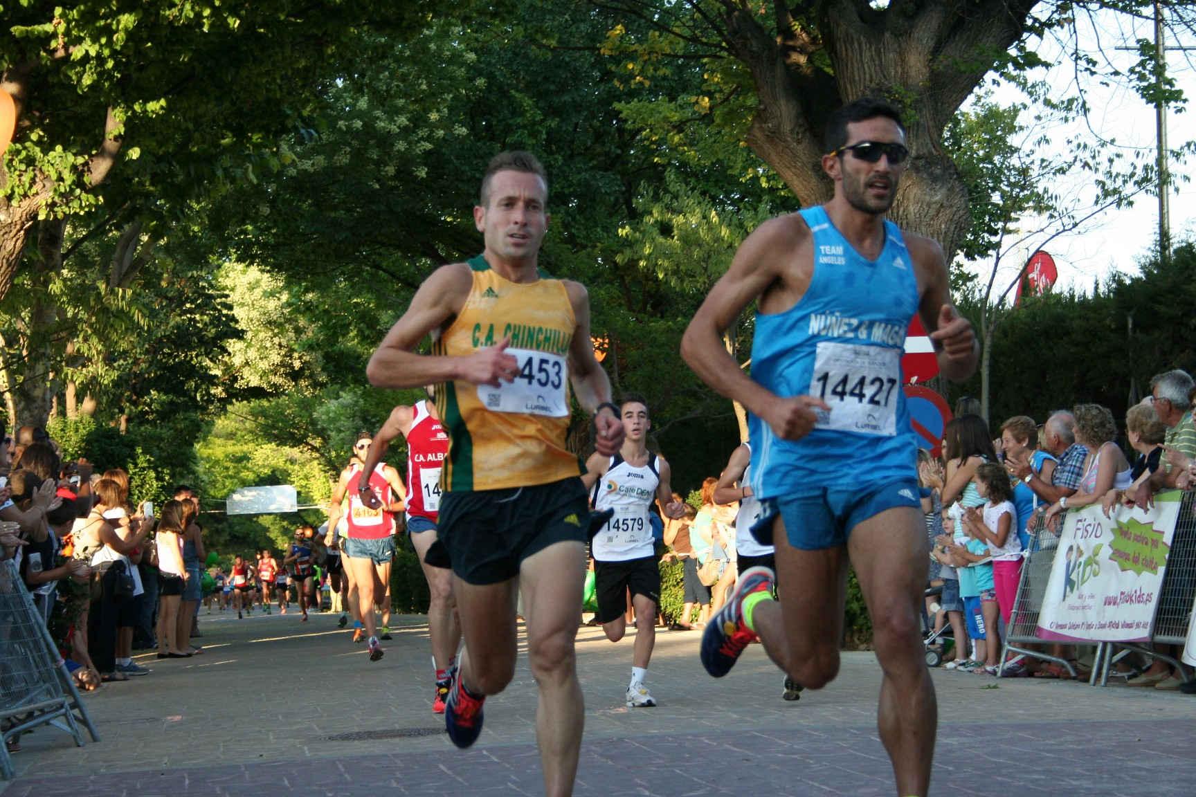 Atletas populares en Caudete