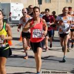 Atletas populares en La Gineta (Foto: Paco Villaescusa)