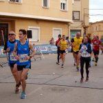 Atletas populares en Las Diez Millas de Madrigueras