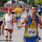 Atletas populares en Minaya (Foto: Paco Villaescusa)
