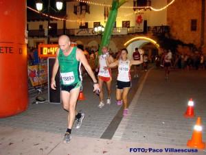 Atletas populares en Tarazona