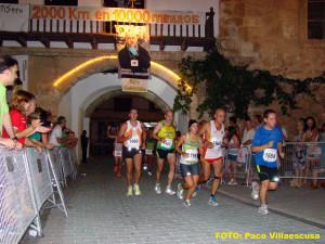 Atletas populares en Tarazona de La Mancha