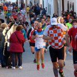 Atletas populares en Villalgordo del Júcar