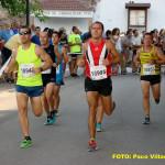 Atletas populares en Villaverde de Guadalimar