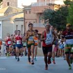 Atletas populares en la VIII Carrera Popular Gran Joya de Cenizate (Foto: Paco Villaescusa)