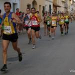 Atletas populares en la VIII Carrera Popular de El Salobral 1 (Foto: Paco Villaescusa)