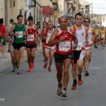 Atletas populares en la VIII Carrera Popular de El Salobral 2 (Foto: Paco Villaescusa)
