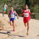 Atletas populares en la XVII Carrera Popular de Casas Ibáñez