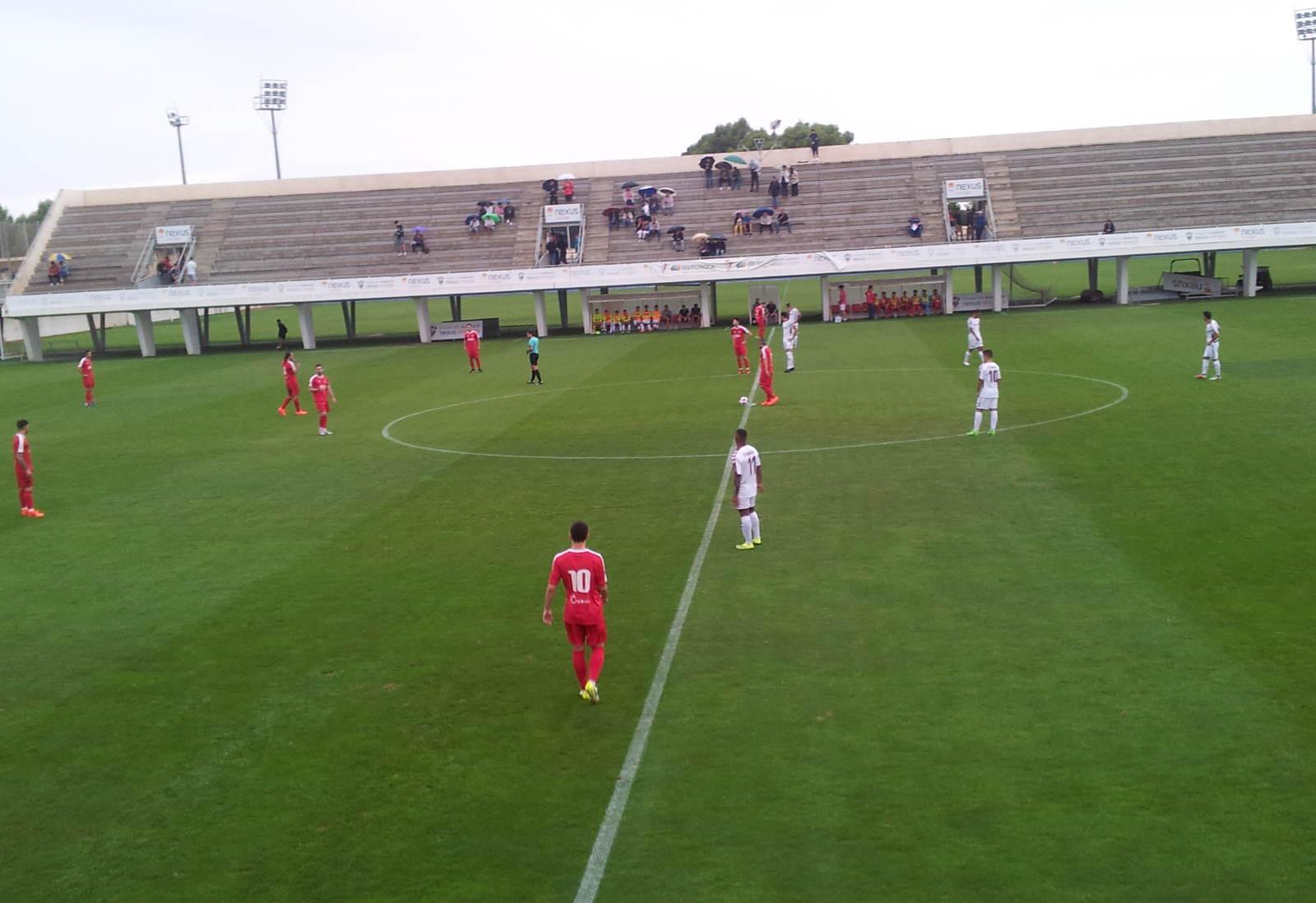 Atlético Albacete - Almagro CF