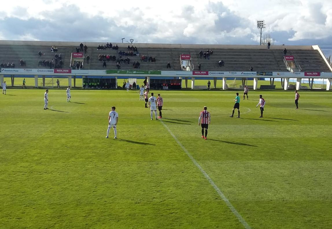 Atlético Albacete - Atlético Ibañés