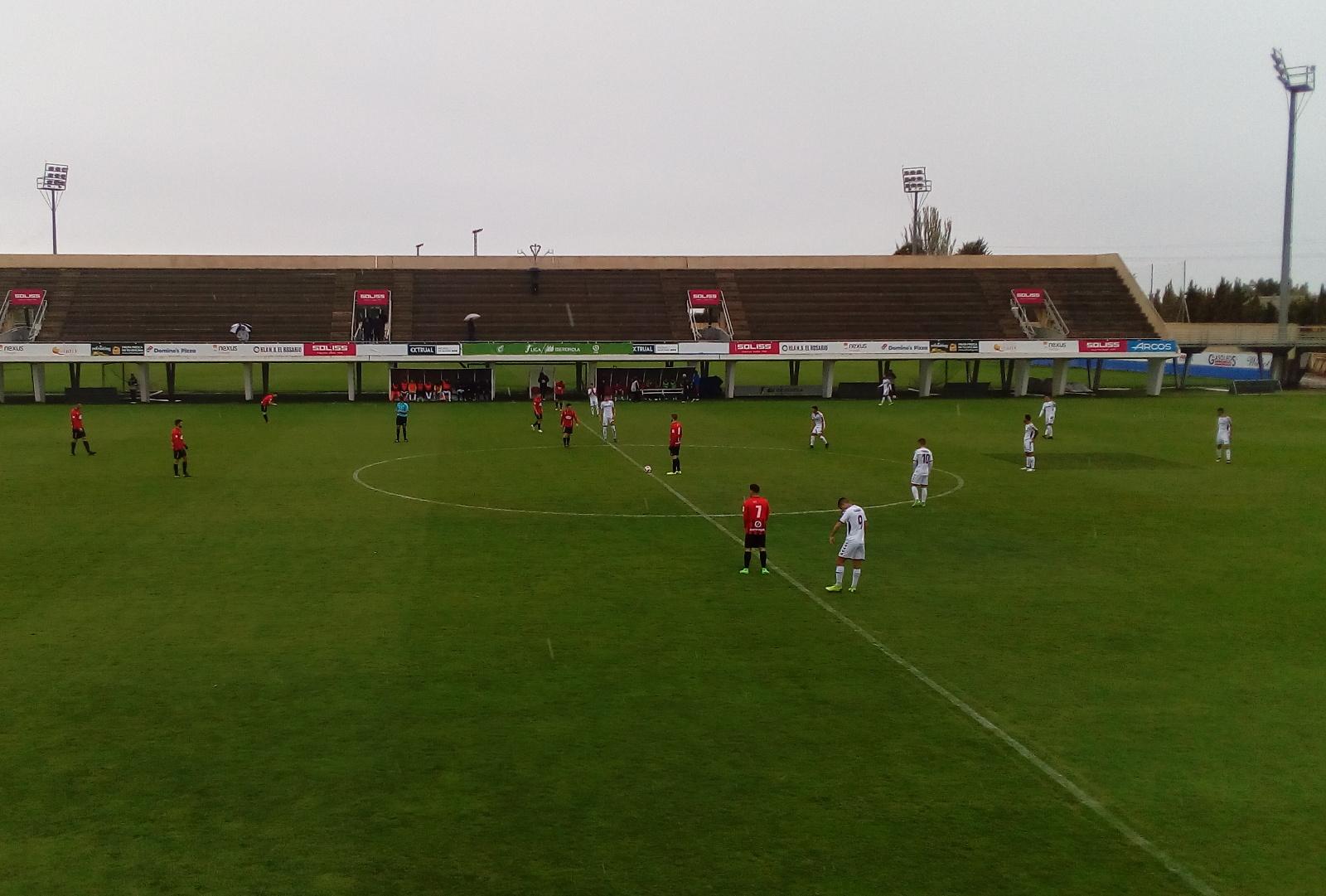 Atlético Albacete - CD Azuqueca