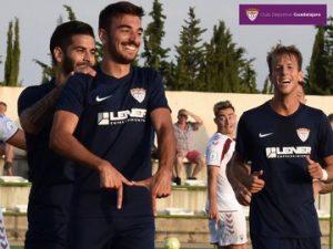 Atlético Albacete - CD Guadalajara