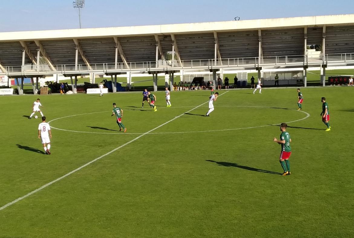 Atlético Albacete - CD Marchamalo