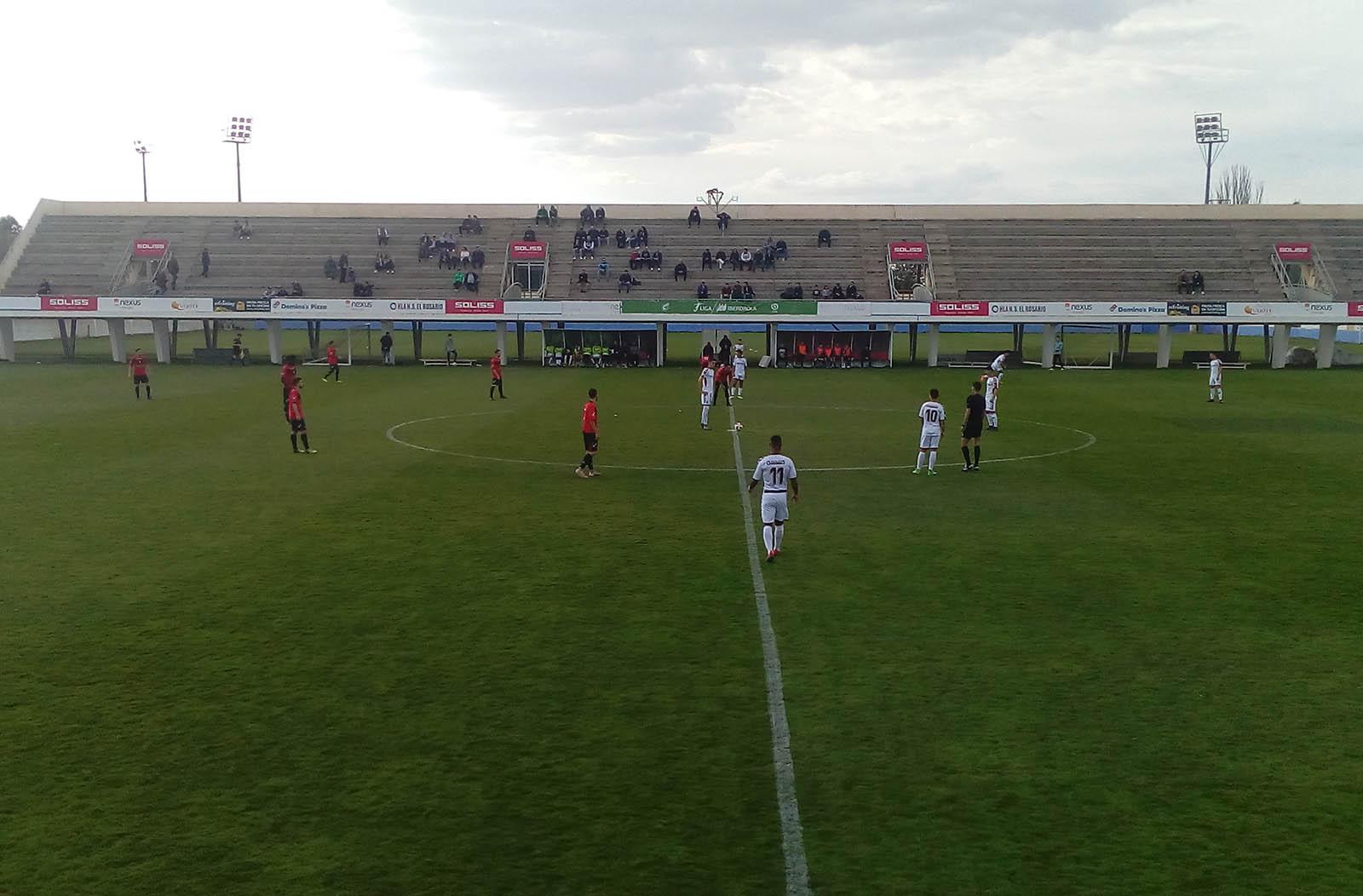 Atlético Albacete - CD Quintanar del Rey