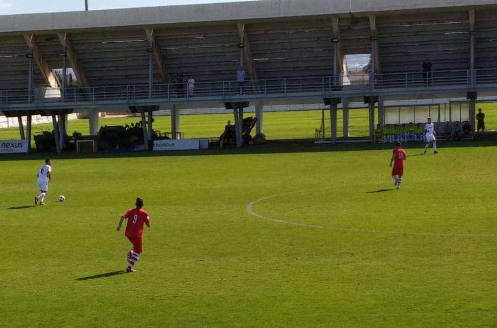 Atlético Albacete - CD Tarancón