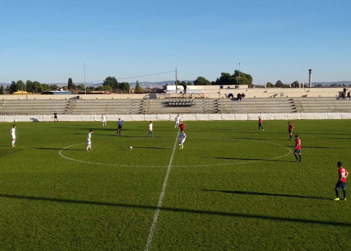 Atlético Albacete - CD Villacañas