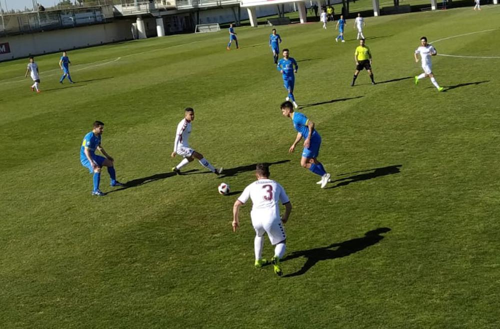 Atlético Albacete - CF La Solana