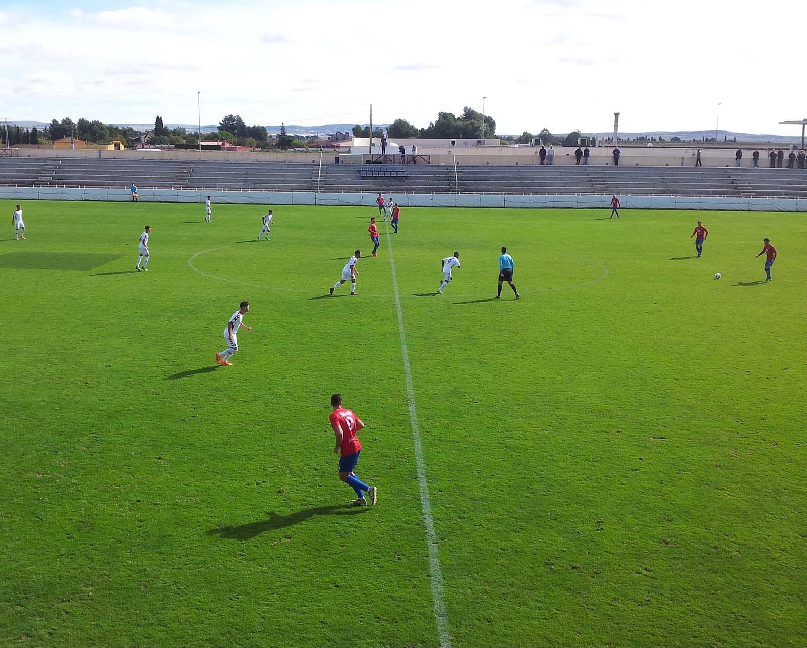 Atlético Albacete - CP Villarrobledo