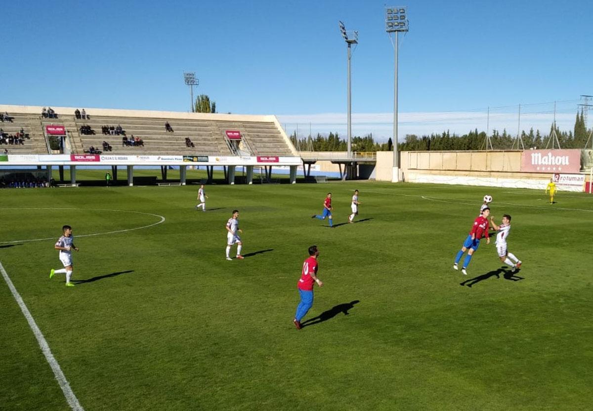Atlético Albacete - La Roda CF