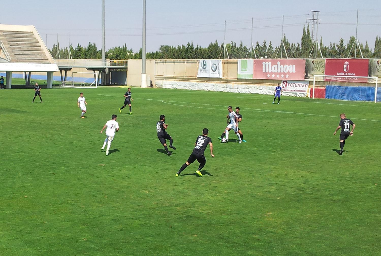 Atlético Albacete - Mora CF