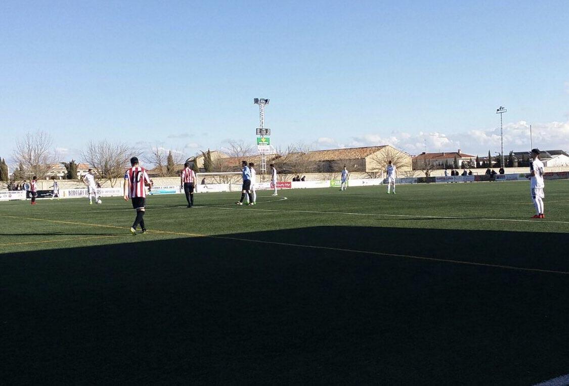 Atlético Ibañés - Albacete B