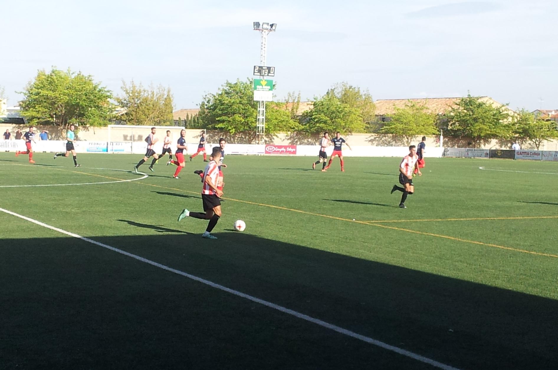 Atlético Ibañés - Almagro CF