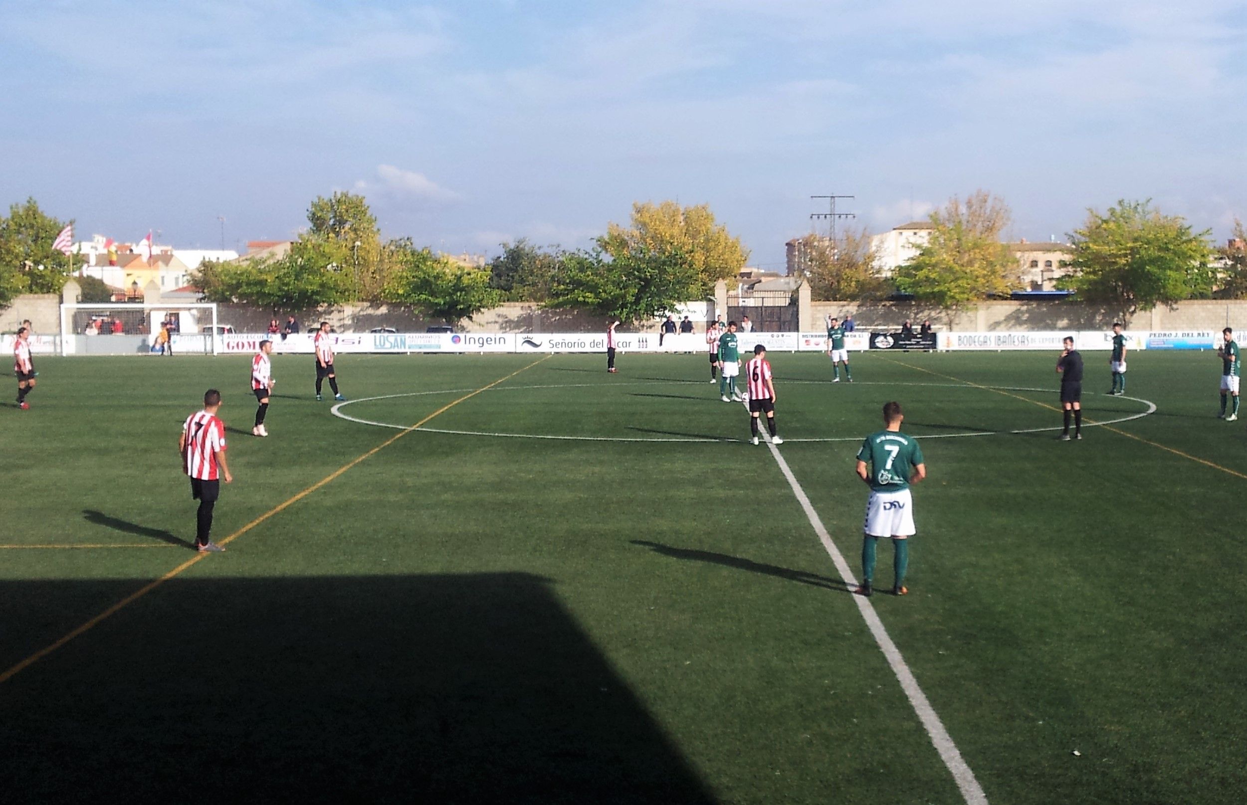 Atlético Ibañés - CD Marchamalo