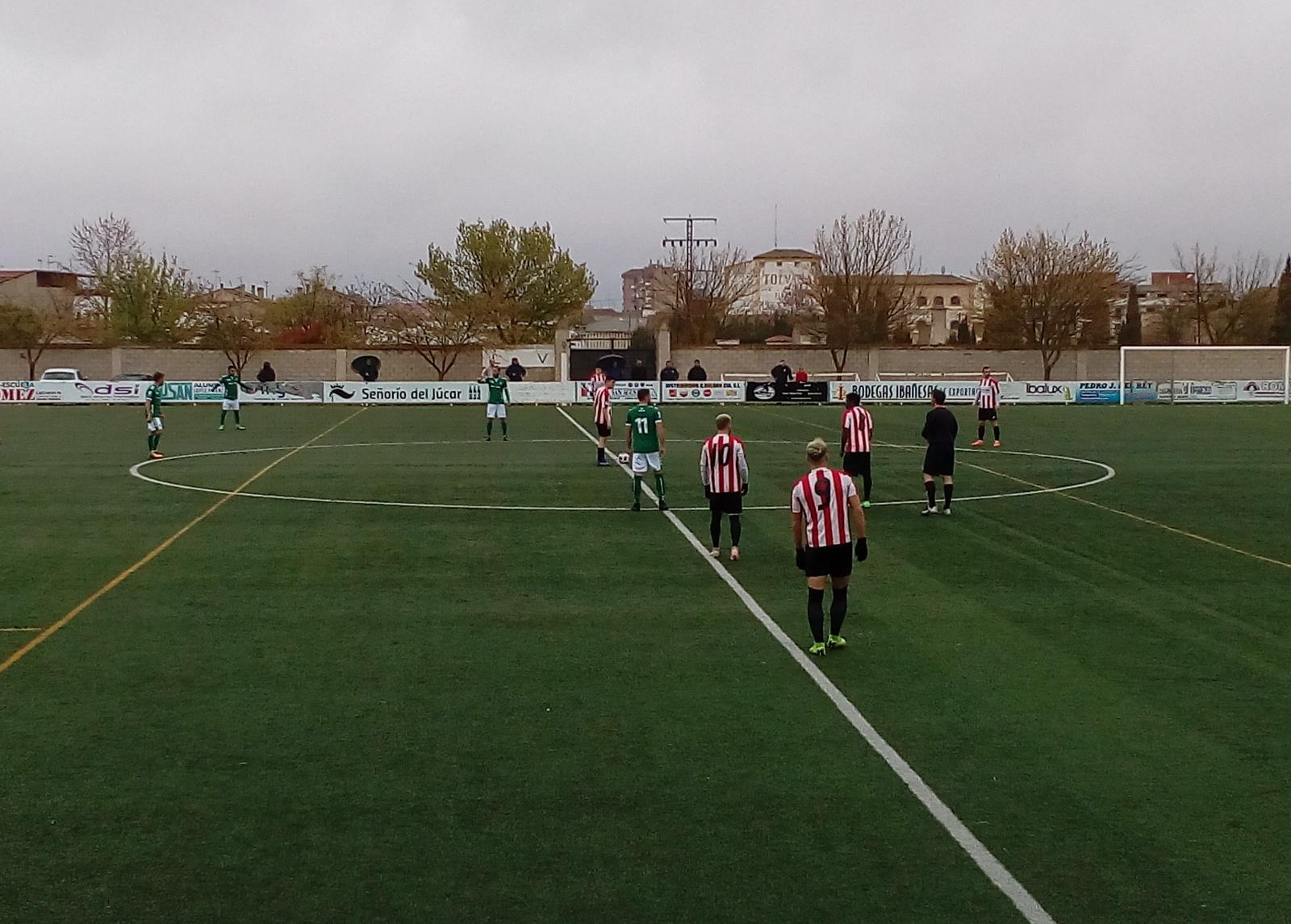 Atlético Ibañés - CD Toledo