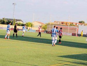 Atlético Ibañés - CD Villacañas