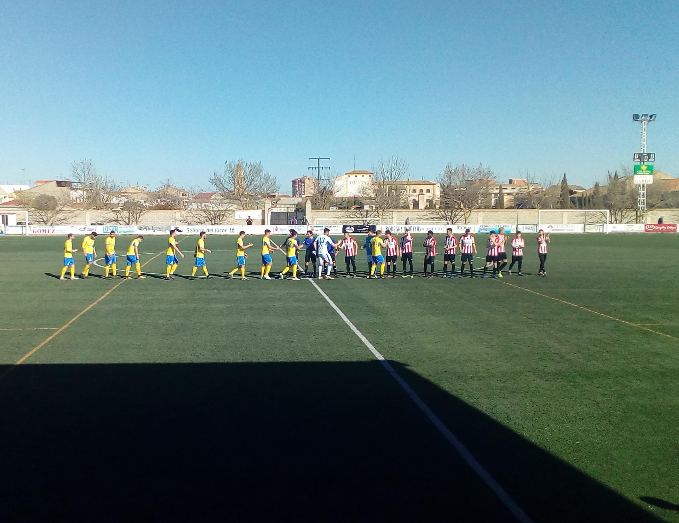 Atlético Ibañés - CF La Solana