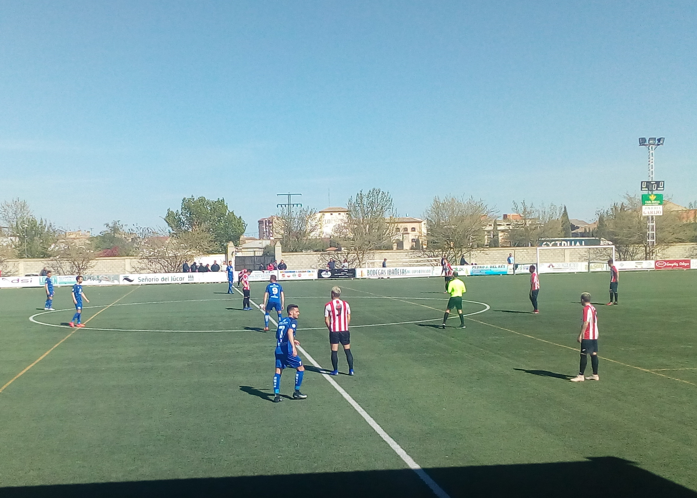 Atlético Ibañés - CP Villarrobledo
