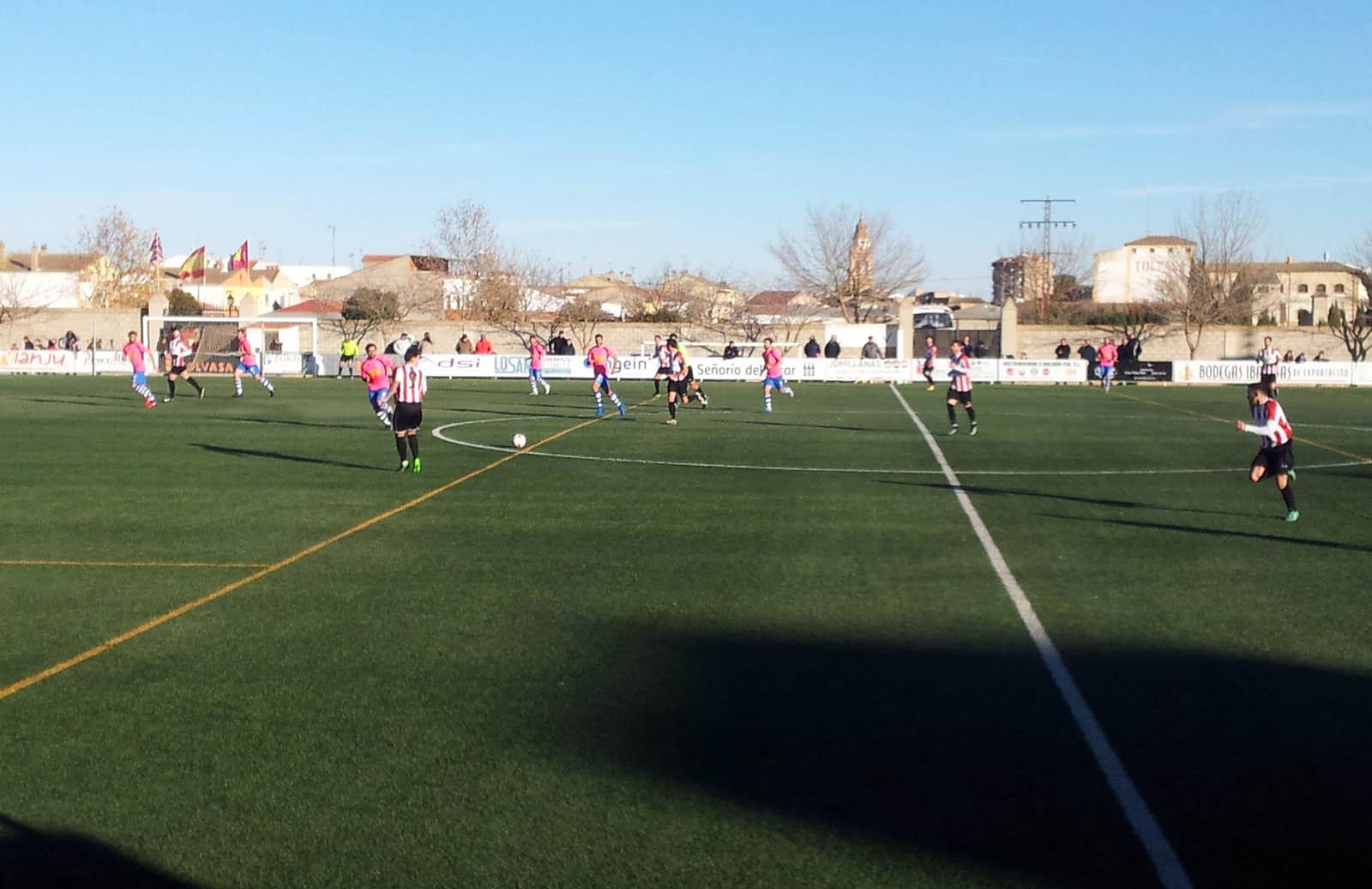 Atlético Ibañés - Formac Villarrubia CF