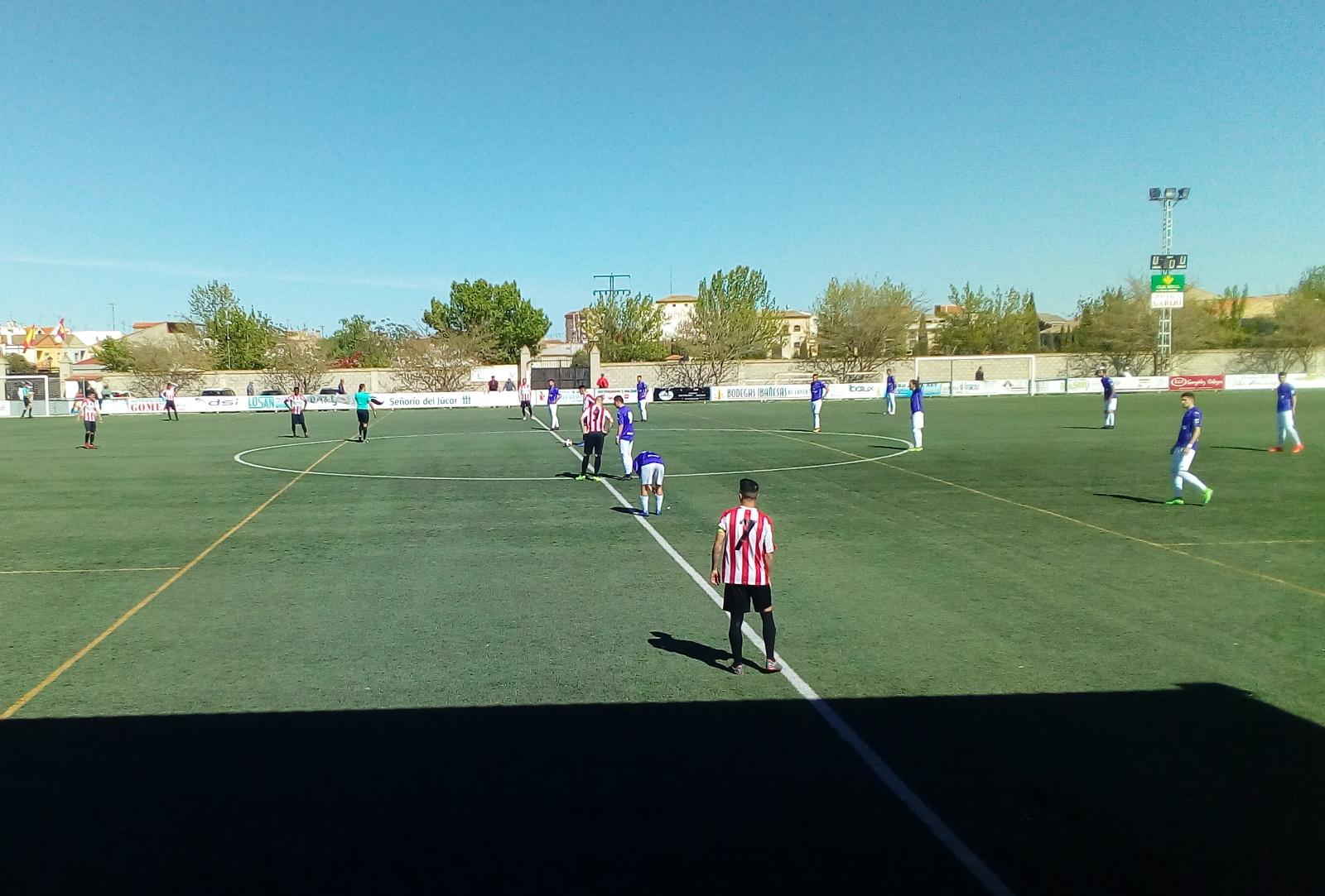 Atlético Ibañés - La Roda CF