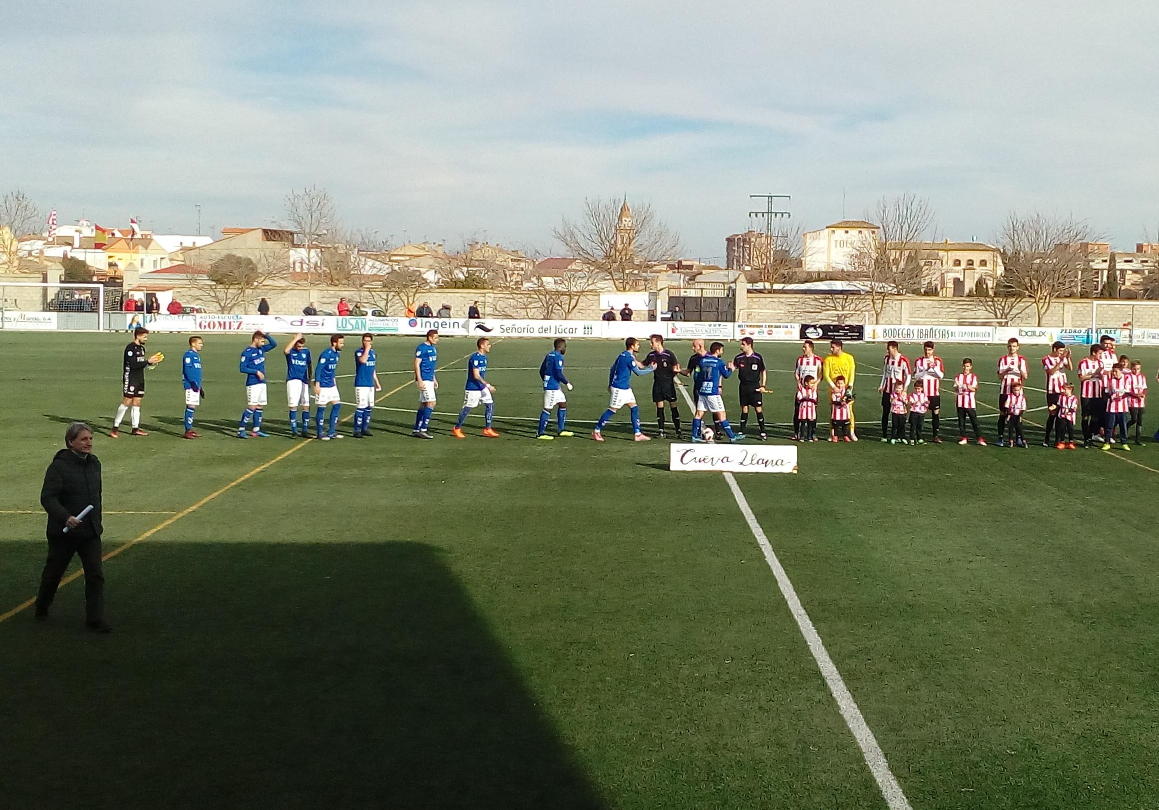 Atlético Ibañés - Yugo UD Socuéllamos