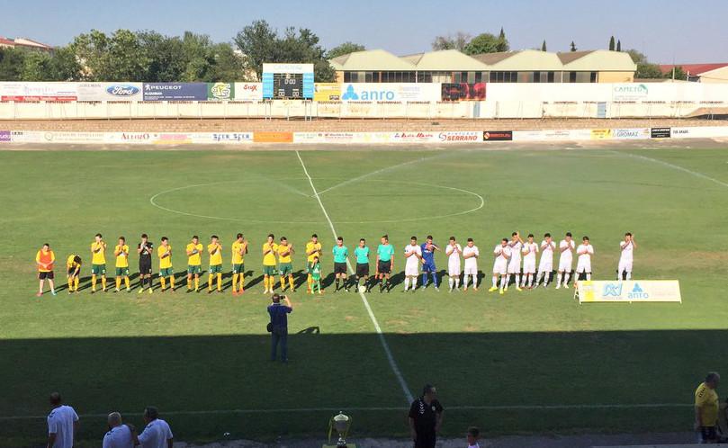 Atlético Tomelloso - Albacete B
