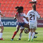 Atlético de Madrid - Fundación Albacete Femenino