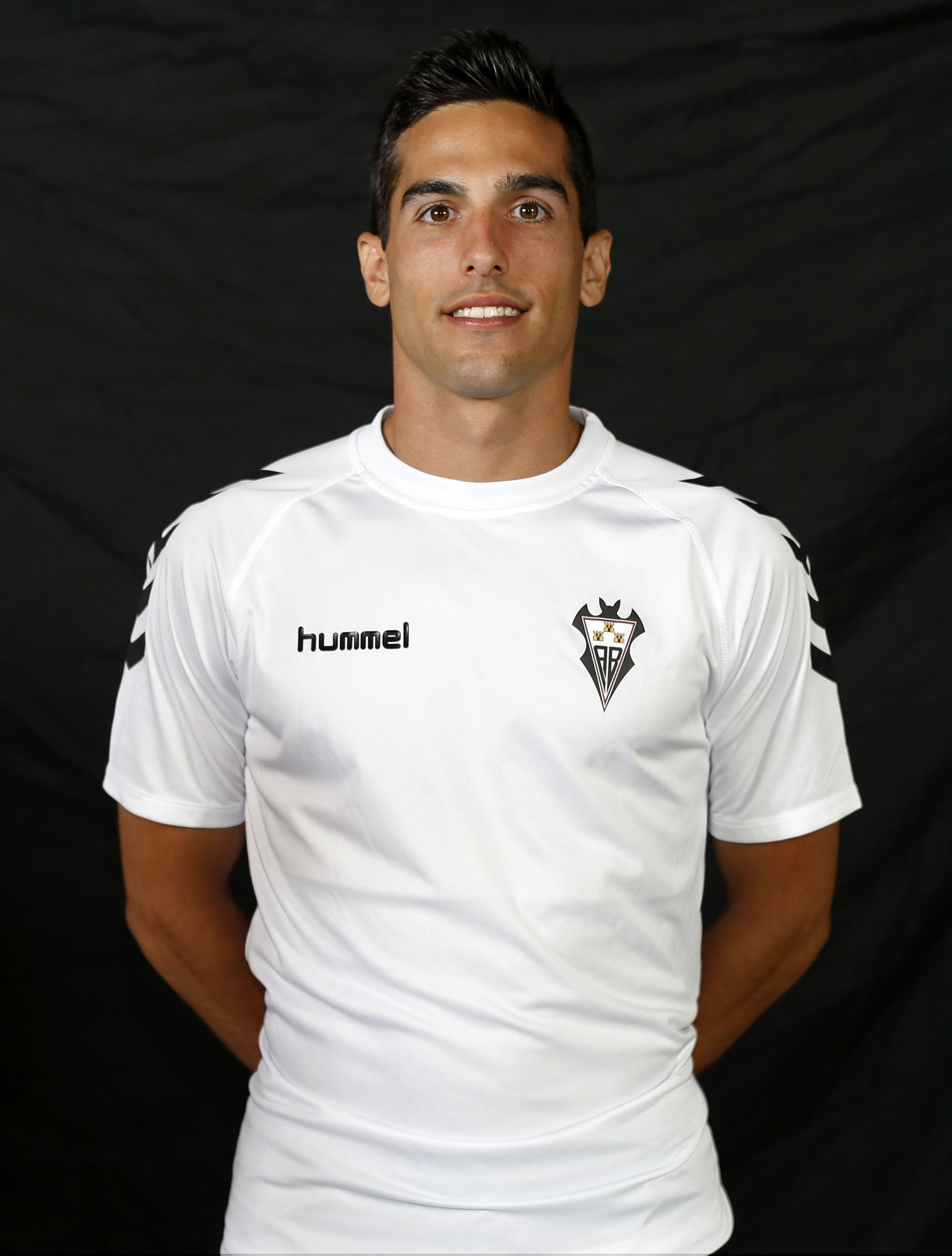 Borja Navarro, delantero