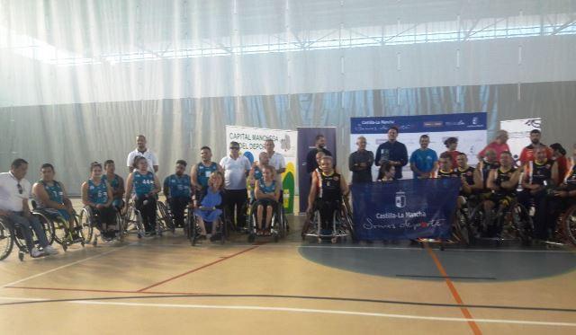 BSR Amiab Albacete - BSR Puertollano
