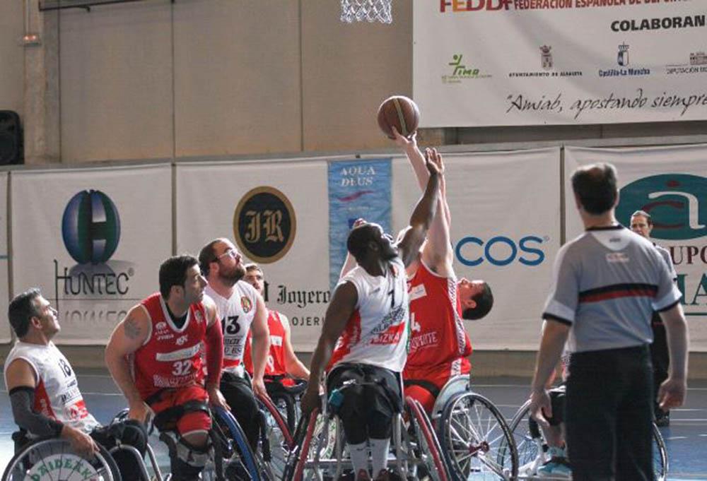 BSR Amiab Albacete - Bilbao Bideaideak