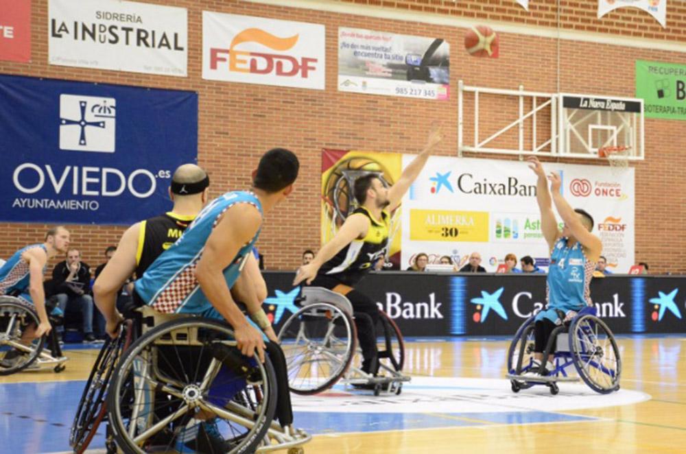 BSR Amiab Albacete - CD Ilunion