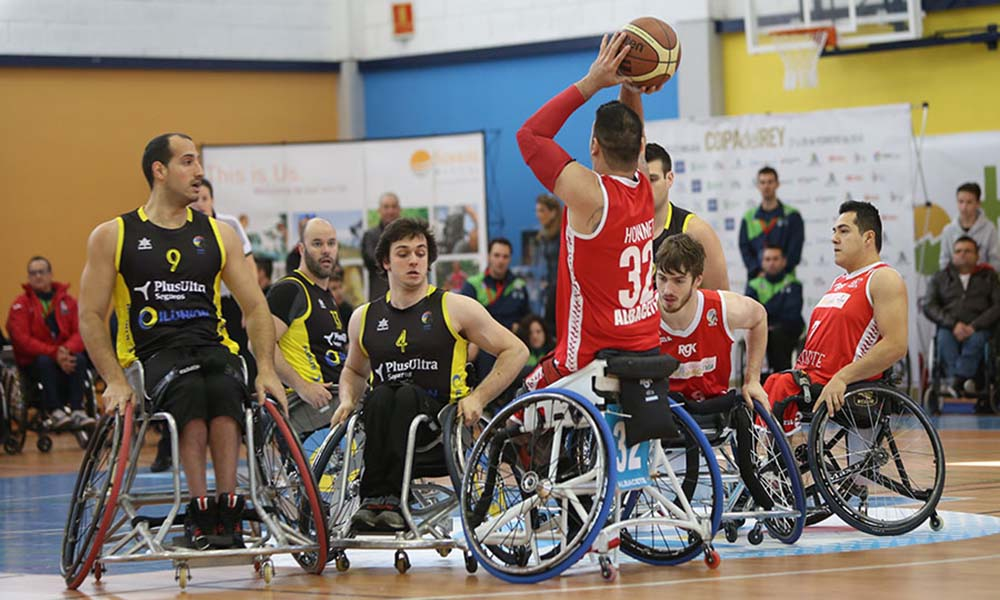 BSR Amiab Albacete - CD Ilunion, final de la Copa del Rey